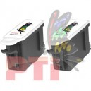Compatible No. 10 1215581 Dual Pack (Black)