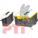 Compatible No. 10 121558/1810829 Multi Pack (Black &Tri-Color)